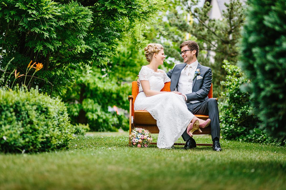 Hochzeitsreportage Anna & Jörg
