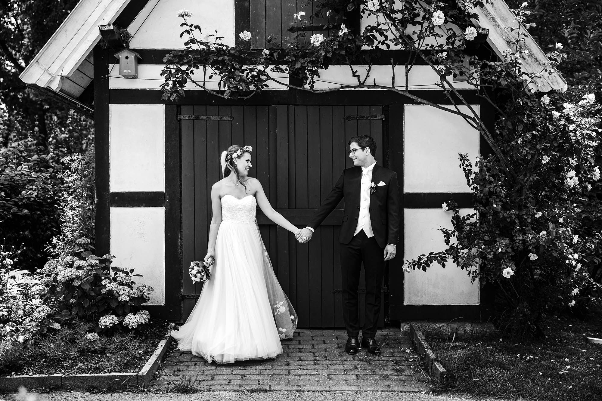 Hochzeitsreportage am Hof zur Linde